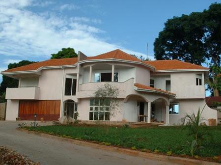 Residential House on Plot 1024 on Lumbuye Road